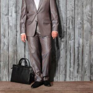 Функциональная черная мужская сумка для документов BRL-779 233452