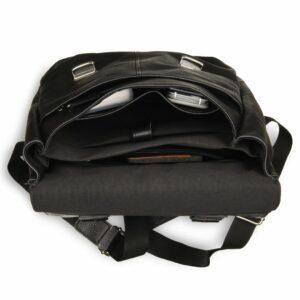 Модный черный мужской рюкзак BRL-17455 234309
