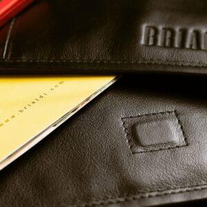 Неповторимая черная мужская сумка BRL-949 233470