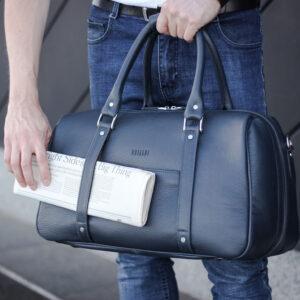Удобная синяя сумка спортивная BRL-23332 235257