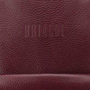 Солидный бордовый женский городской рюкзак BRL-17482 234349