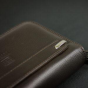 Уникальный коричневый мужской аксессуар BRL-26763 235596