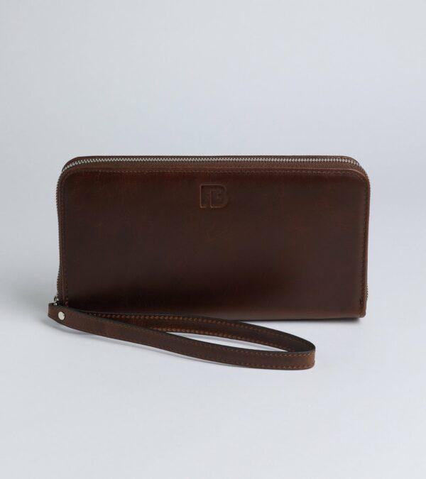 Неповторимый коричневый мужской аксессуар FBR-2768