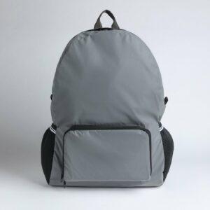 Стильный серый женский рюкзак FBR-2893