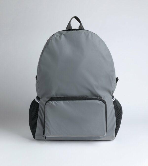 Неповторимый серый женский рюкзак FBR-2893