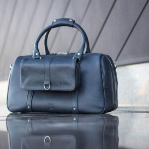 Удобная синяя сумка спортивная BRL-23332 235195