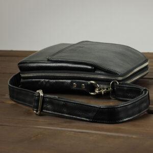Уникальная черная мужская сумка BRL-26688 235308
