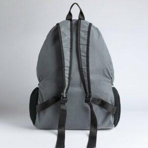Неповторимый серый женский рюкзак FBR-2893 236150