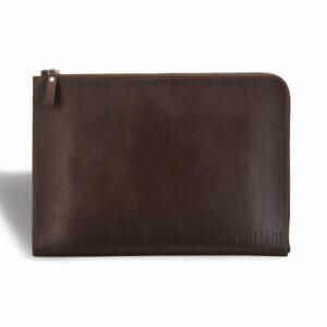 Функциональная коричневая мужская кожгалантерея BRL-3511 233669