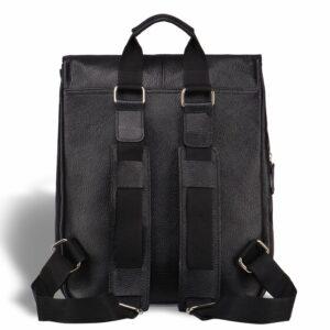 Модный черный мужской рюкзак BRL-17455 234296