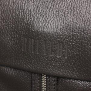 Неповторимая коричневая мужская сумка BRL-19864 234584