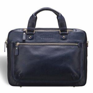 Модная синяя мужская сумка BRL-3424 233653