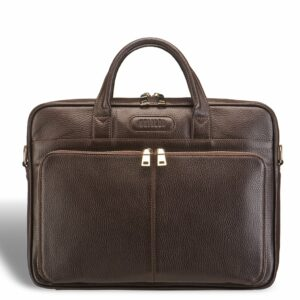 Уникальная коричневая мужская классическая сумка BRL-12052 233954