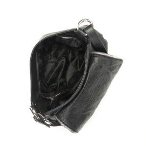 Неповторимая черная женская сумка FBR-973 233272
