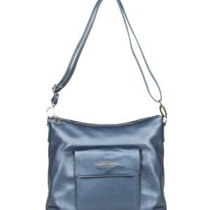Функциональная синяя женская сумка FBR-149