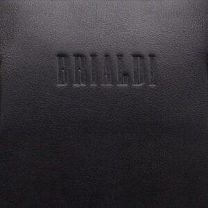 Функциональная черная мужская деловая сумка трансформер BRL-23143 234992