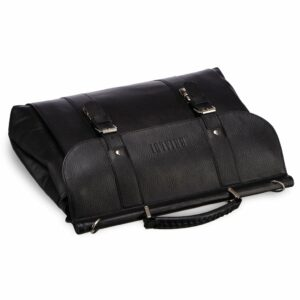 Удобная черная мужская сумка BRL-17441 234278