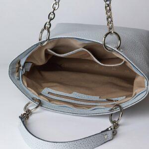 Неповторимая голубая женская сумка FBR-2889 236143