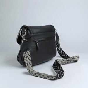 Неповторимая черная женская сумка FBR-973 233276