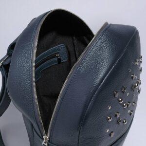Уникальный синий женский рюкзак FBR-1167 233291