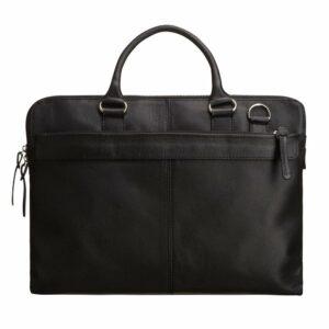 Функциональная черная мужская сумка для документов BRL-779 233425