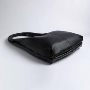 Вместительная черная женская сумка FBR-2892 236147