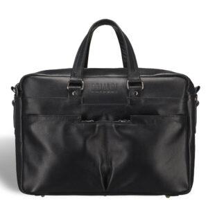 Вместительная черная дорожная сумка BRL-3287 233623