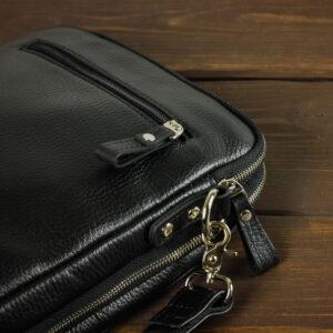 Уникальная черная мужская сумка BRL-26688 235291