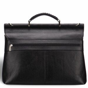 Удобная черная мужская сумка BRL-17441 234270