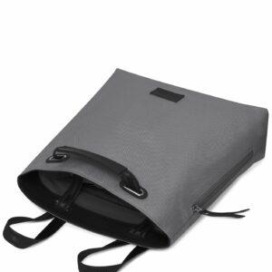 Модная серая женская сумка FBR-2690 236049