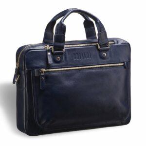 Модная синяя мужская сумка BRL-3424