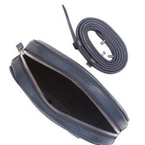 Солидная синяя женская сумка FBR-1225 233151