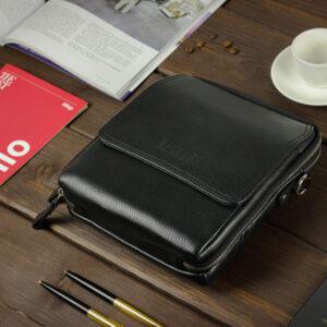 Уникальная черная мужская сумка BRL-26688 235273