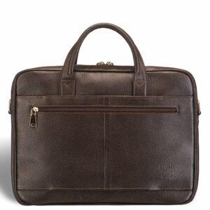 Уникальная коричневая мужская классическая сумка BRL-12052 233957