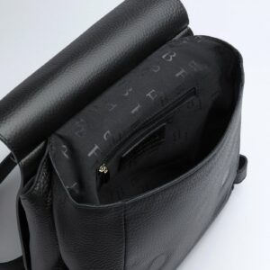 Деловая черная женская сумка FBR-2897 236165