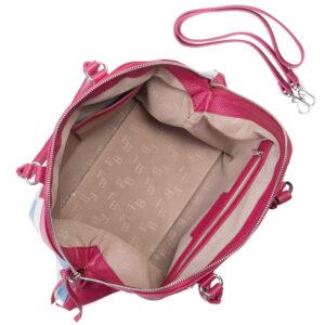 Уникальная бежевая женская сумка FBR-418 233262