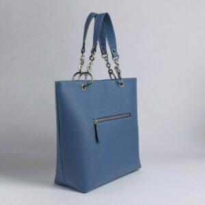 Уникальная синяя женская сумка FBR-2888 236135