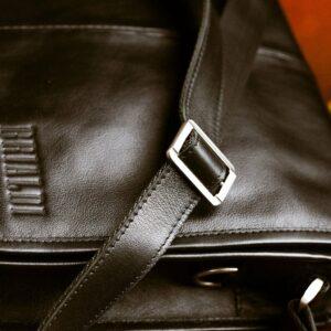 Неповторимая черная мужская сумка BRL-949 233462