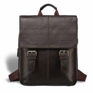 Удобный коричневый мужской рюкзак для ручной клади BRL-17457 234299