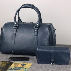 Удобная синяя сумка спортивная BRL-23332 235322