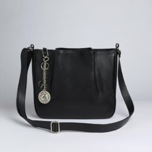 Неповторимая черная женская сумка FBR-663