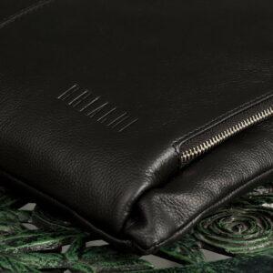 Функциональная черная мужская сумка для документов BRL-779 233442