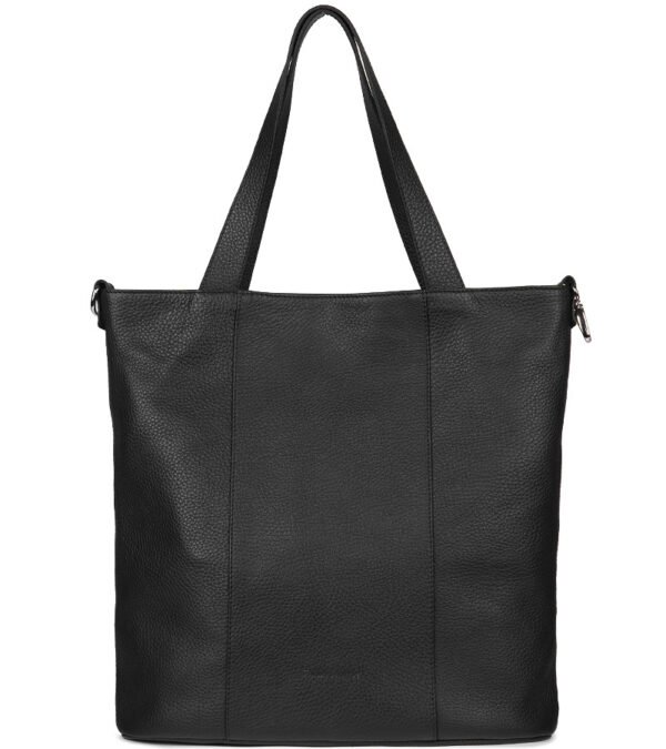 Деловая черная женская сумка FBR-869