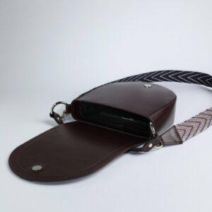 Вместительная бордовая женская сумка FBR-2796 236890