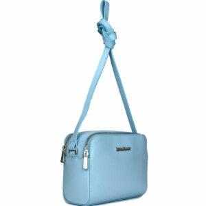 Стильная голубая женская сумка FBR-2473 236822