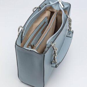 Стильная голубая женская сумка FBR-2150 236735