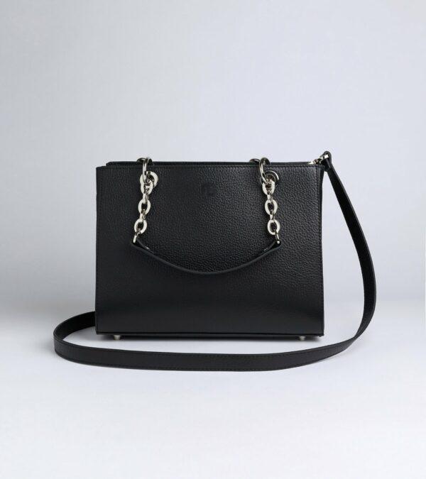 Неповторимая черная женская сумка FBR-1329