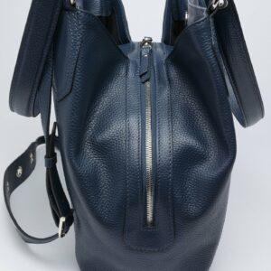 Солидная синяя женская сумка FBR-2784 236862