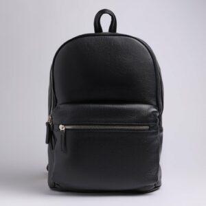 Уникальный черный мужской рюкзак FBR-2139 236727