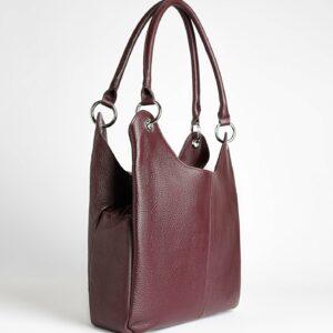 Неповторимая бордовая женская сумка FBR-2345 236802